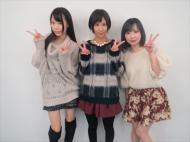 ZUKKON/BAKKON 湊莉久さん・芹沢つむぎさん・川菜美鈴さん イベント開催