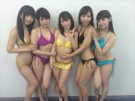 ビビアン(大槻ひびきさん、みづなれいさん、神ユキさん、涼川絢音さん、水原さなさん)イベント開催